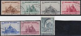 Belgie   .    OBP  .    471/477     .    O   . Gebruikt  .   /   .   Oblitéré - Used Stamps
