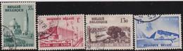Belgie   .    OBP  .   484/487      .    O   . Gebruikt  .   /   .   Oblitéré - Used Stamps