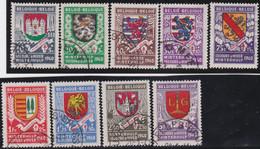 Belgie   .    OBP  .   538/546       .    O   . Gebruikt  .   /   .   Oblitéré - Used Stamps