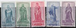 Belgie   .    OBP  .   751/755     .    O   .    Gebruikt  .   /   .   Oblitéré - Used Stamps