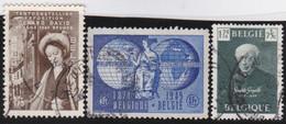 Belgie   .    OBP  .   811/813    .    O   .    Gebruikt  .   /   .   Oblitéré - Used Stamps