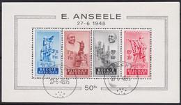 Belgie   .    OBP  .     Blok  26   .     O   .    Gebruikt  .   /   .   Oblitéré - Blocks & Kleinbögen 1924-1960