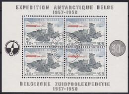 Belgie   .    OBP  .     Blok  31   .     O   .    Gebruikt  .   /   .   Oblitéré - Blocks & Kleinbögen 1924-1960