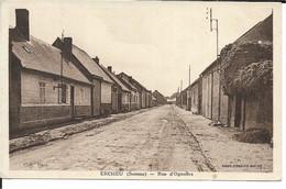80 - Somme - Ercheu - Non Classificati