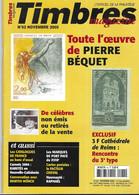 TIMBRES MAGAZINE - LE FACTEUR CHEVAL, HOLLYWOOD ET TIMBRES, CARNETS MODERNES D ALGERIE, NON EMIS RETIRES DE LA VENTE.... - Francesi (dal 1941))