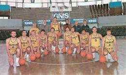 B 4137 - Sport, Pallacanestro, IGNIS - Basketball