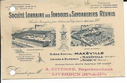 54 - Meurthe Moselle - Maxéville - Non Classificati