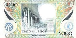 COLOMBIA P. 452p 5000 P 2013 UNC - Colombia