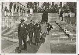 CPSM - Isola Bella - Verbania  - Conferenza 11 Aprile 1935 - Benito Mussolini - Lago Maggiore - Altre Città