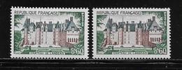 FRANCE  ( FVT - 417 )  1968  N° YVERT ET TELLIER  N° 1559  N** - Varieties: 1960-69 Mint/hinged