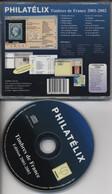 CD Philatélix Timbres De France 2001-2002 Pour Gestion De Collection - French