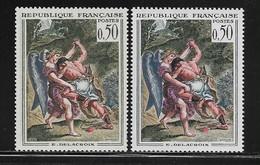 FRANCE  ( FVT - 421 )  1963  N° YVERT ET TELLIER  N° 1376  N** - Varieties: 1960-69 Mint/hinged