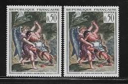 FRANCE  ( FVT - 422 )  1963  N° YVERT ET TELLIER  N° 1376  N** - Varieties: 1960-69 Mint/hinged