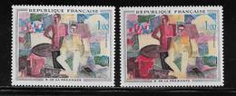 FRANCE  ( FVT - 424 )  1961  N° YVERT ET TELLIER  N° 1322  N** - Varieties: 1960-69 Mint/hinged