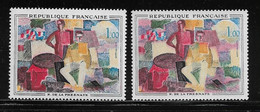 FRANCE  ( FVT - 425 )  1961  N° YVERT ET TELLIER  N° 1322  N** - Varieties: 1960-69 Mint/hinged
