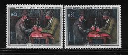 FRANCE  ( FVT - 426 )  1961  N° YVERT ET TELLIER  N° 1321  N** - Varieties: 1960-69 Mint/hinged