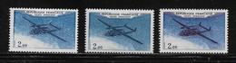 FRANCE  ( FVT - 431 )  1960  N° YVERT ET TELLIER  POSTE AERIENNE N° 38  N** - Varieties: 1960-69 Mint/hinged
