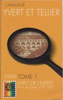 Yvert Et Tellier Livret De L'expert 1999 Pont Du Gard - Other Books