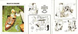 """""""  JEAN BELLUS  """" Les MEILLEURS DESSINS De  BELLUS 1972  ( 5 ) - Other"""