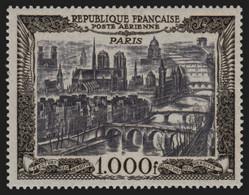 Poste Aérienne N°29, Vue De Paris 1950, Neuf ** Sans Charnière - TB - 1927-1959 Ungebraucht