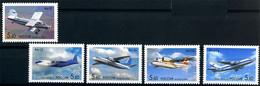 Russie Russia Russland 2006 Antonov An-3T, An-12 Cub, An-24, An-74, An-124 Ruslan (YT 6911 , Mi 1295, SG 7378) - Airplanes