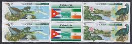 CUBA 2008. EMISIÓN CUBA-IRAN. EDIFIL 5284/85. PAREJA - Nuevos