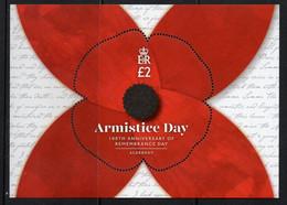 Alderney 2019. World War I. Remembrance Day. MNH - Alderney