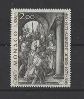MONACO.  YT  N° 876   Neuf **  1972 - Nuevos