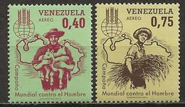 VENEZUELA: **, PA N° YT 784 Et 785, TB - Venezuela