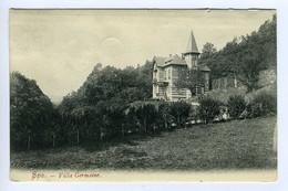 Spa - Villa Germaine - Spa