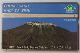 TANZANIA - L&G - 302A - 50 Units - Kilimanjaro - Used - Tanzania