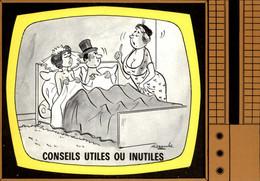 ILLUSTRATEURS - ALEXANDRE - Emission De Télévision - Conseils Utiles Ou Inutiles - Télé - Alexandre