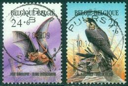 Belgien  1987  Europ. Jahr Der Umwelt  (2 Gest.  Kpl. )  Mi: 2297-2298 (5 EUR) - Usados