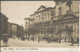 Roma - Corso Vittorio Emanuele - Other