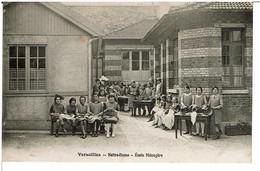 VERSAILLES  -  Notre-Dame  -  Ecole Ménagère  ( Carte Pas Courante ) - Versailles