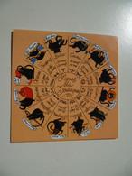 Carte Postale / Astrologie Signes Du Zodiaque Chats - Astrologia