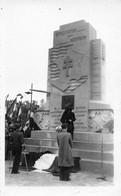 CPSM Grand Format - 72 - Fyé - Photographie Monument Aux Morts De La 2 DB - Other Municipalities