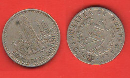 Guatemala 10 Centavos 1979 - Guatemala
