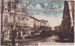 ST AMBROIX Le Portalet La Mairie - Saint-Ambroix