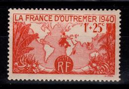 YV 453 N** France D'Outre-mer Cote 3,50 Euros - Ungebraucht