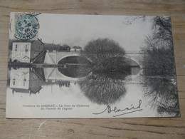 Le Pont De CHATENAY Et L'octroi De Cognac ............. 201101d-3755 - Non Classificati
