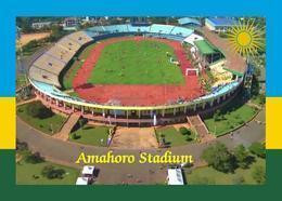 Rwanda Kigali Amahoro Stadium New Postcard Ruanda Stadion AK - Rwanda