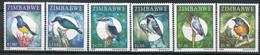 Zimbabwe  Oiseaux         398A/398F ** - Sperlingsvögel & Singvögel