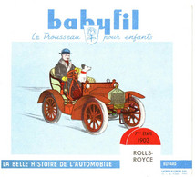 ROLLS ROYCE . BABYFIL - Automotive