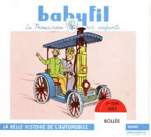 BOLLEE . BABYFIL - Automotive