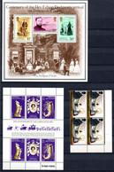 S71 Ensemble De Timbres ** De Tristan De Cunha,. A Saisir !!! - Collections (with Albums)