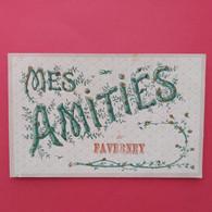 Mes Amitiés De Faverney - Otros Municipios