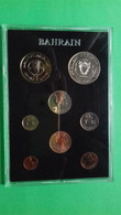 State Of Bahrain Coin Set Proof KMS 1965 - 1969 - Bahrain