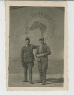 MILITARIA - REGIMENTS - LEGION ETRANGERE - 1er REGIMENT ETRANGER DE CAVALERIE - Petite Photo Légionnaire De 1937 à 1941 - Reggimenti