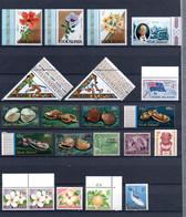 S77 Ensemble De Timbres ** De Cook Islands,. A Saisir !!! - Collections (with Albums)